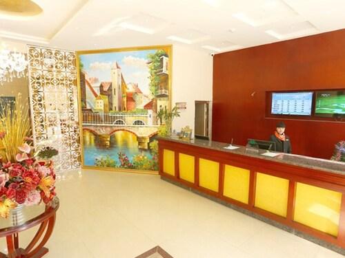 GreenTree Inn BengBu GuZhen GuYang Road Experimental Middle School Exp, Bengbu