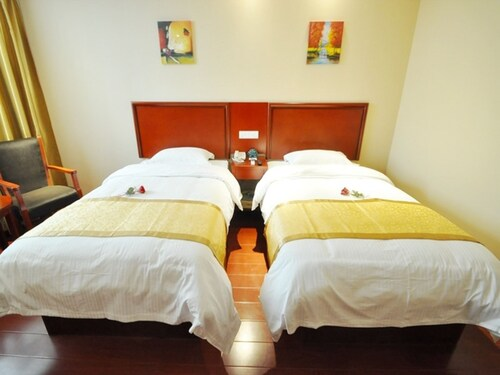 GreenTree Inn Linyi International Convention Center Express Hotel, Linyi