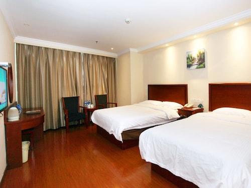 GreenTree Inn XuanCheng Jixi County GuangMing Building Hotel, Xuancheng
