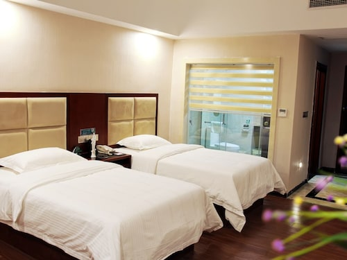 GreenTree Inn Jieyang Konggang District North Wangjiang Rd Hotel, Jieyang