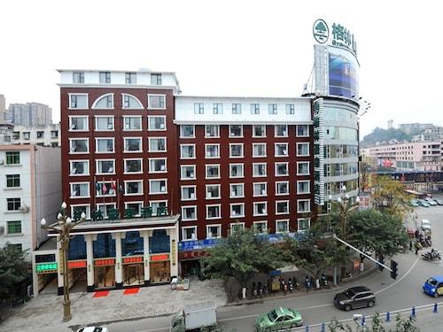 GreenTree Inn GuangYuan Lizhou District Lizhou(W)Road Hotel, Guangyuan