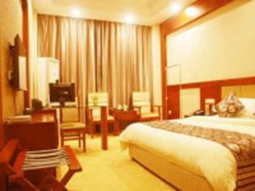 GreenTree Alliance JiAn Jizhou District Mixi Hotel, Ji'an