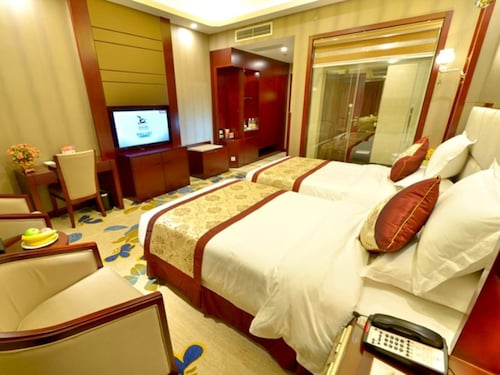 __{offers.Best_flights}__ GreenTree Eastern ZiGong Huashang International City Huichuan Rd Hotel