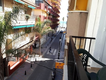 Apartment With 3 Bedrooms in Fuengirola, With Wonderful City View and
