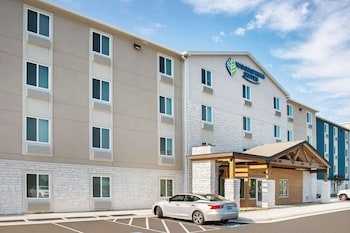 夏洛特北湖伍德斯普林套房飯店 WoodSpring Suites Charlotte Northlake
