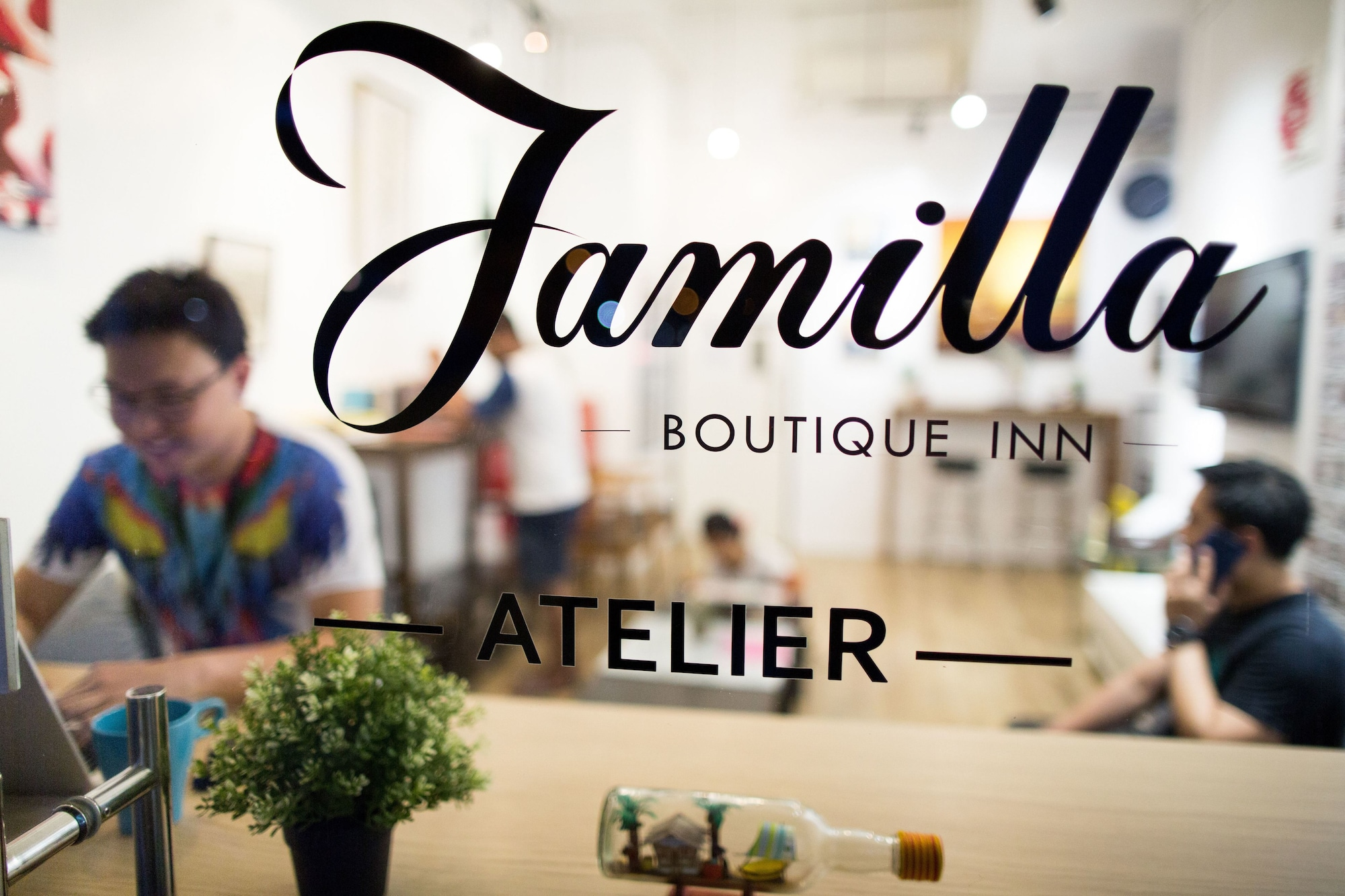 Jamilla Boutique Inn, Rochor