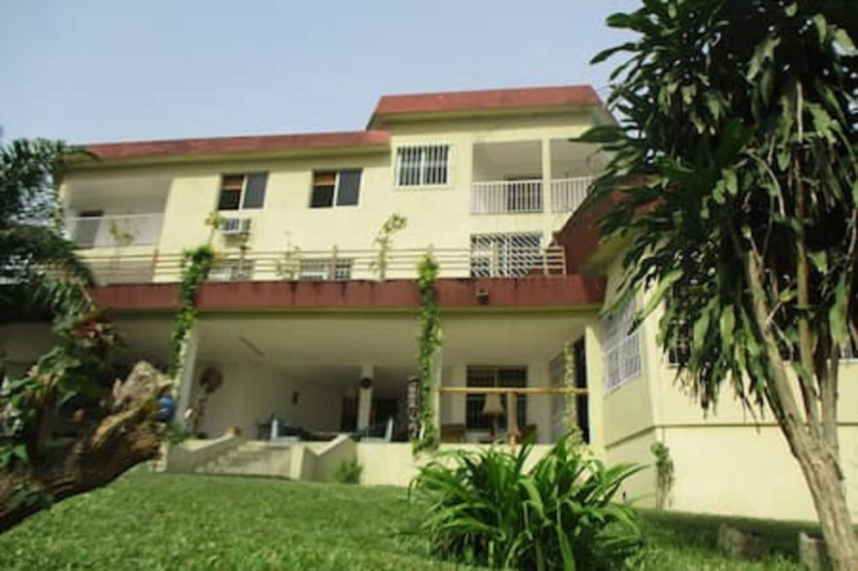 La maison Sopi, Abidjan