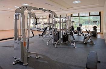 DR. CALAYAN'S LUXURY 2BR CONDO @PICO DE LORO Fitness Facility