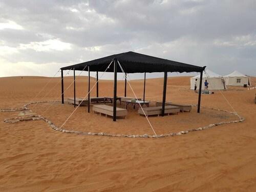 Al Sarmadi Desert Night Camp, Biddiya