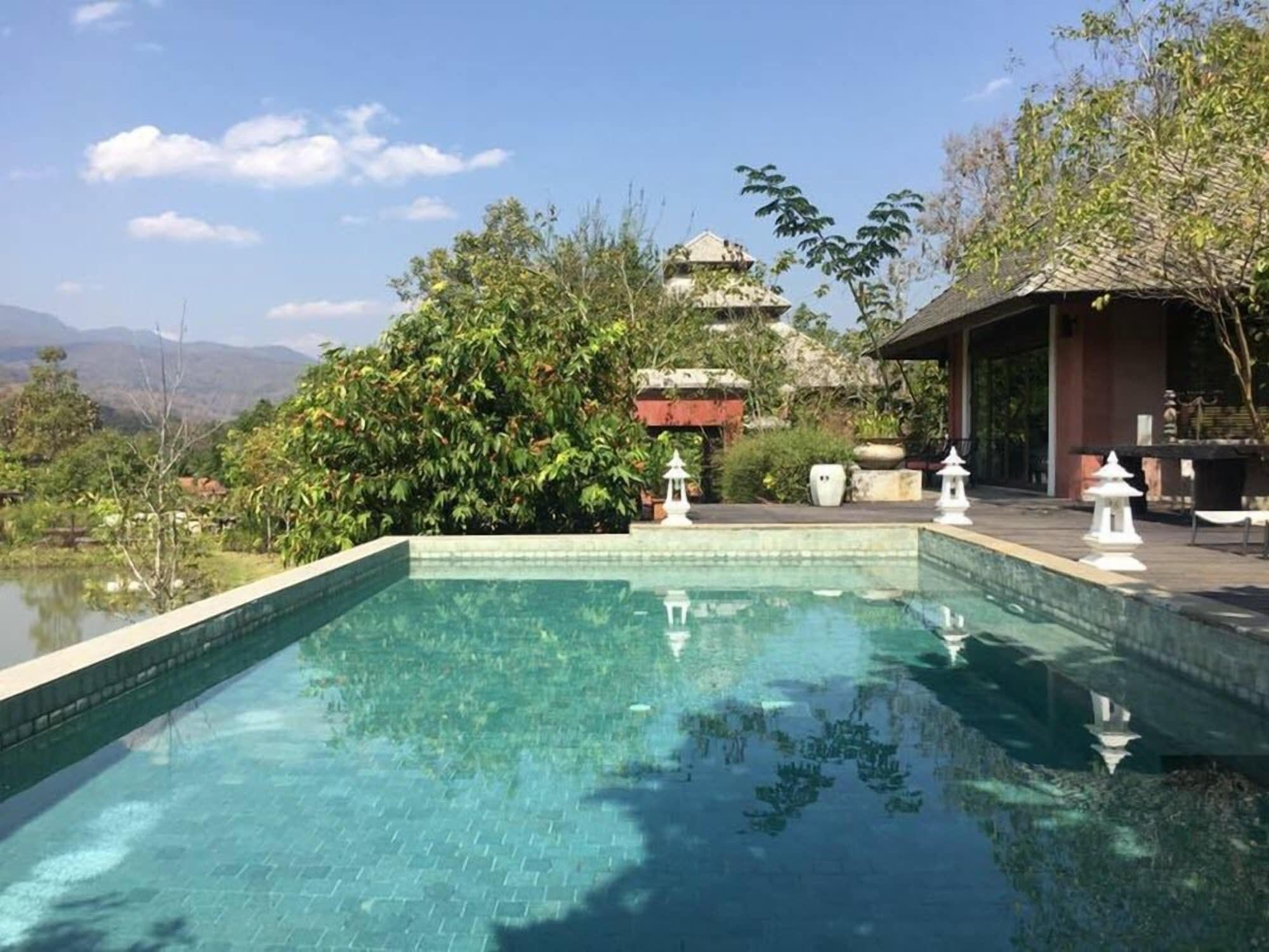 Anna Farm - Private Pool Villa, Mae Rim