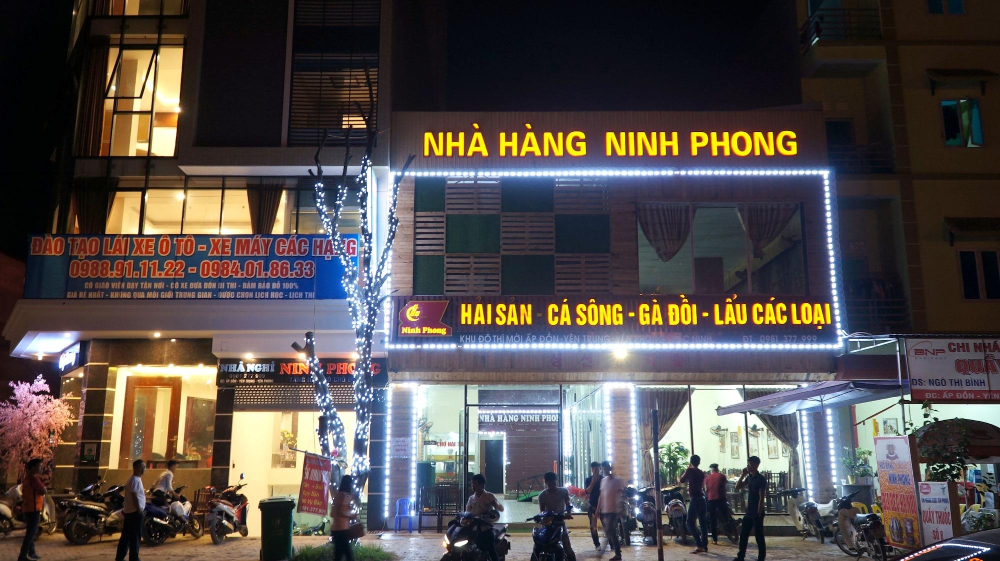 Ninh Phong Hotel, Yên Phong