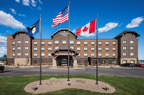 . Country Inn & Suites by Radisson, Kalispell, MT - Glacier Lodge
