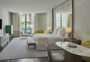 Room, 1 King Bed (SLS LUX)