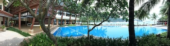 BEACH CONDOS PICO DE LORO HAMILO COAST Outdoor Pool