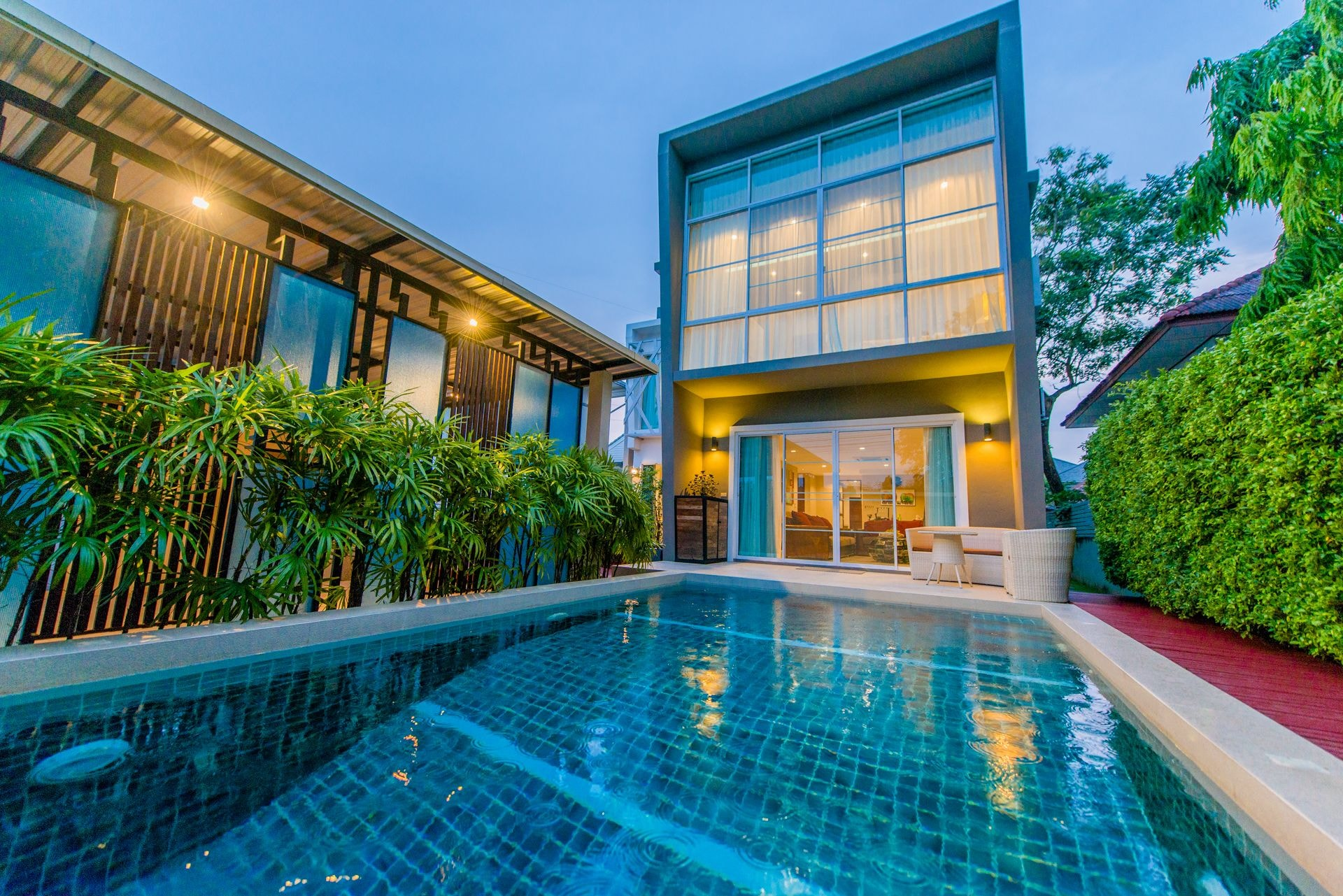 Dream Luxury Chiang Mai Pool Villa, San Sai