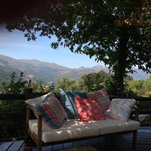 House With 3 Bedrooms in Ventosa, With Wonderful Mountain View, Enclos, Vieira do Minho