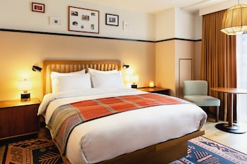 Cabin, 1 Queen Bed, Accessible