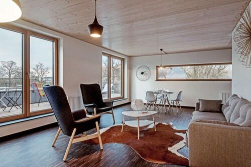 Luksemburg - Vistay apartments - z Warszawy, 7 kwietnia 2021, 3 noce