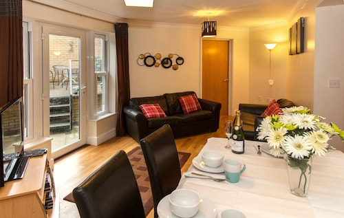 St. Matthew's Gardens Apartment, Cambridgeshire