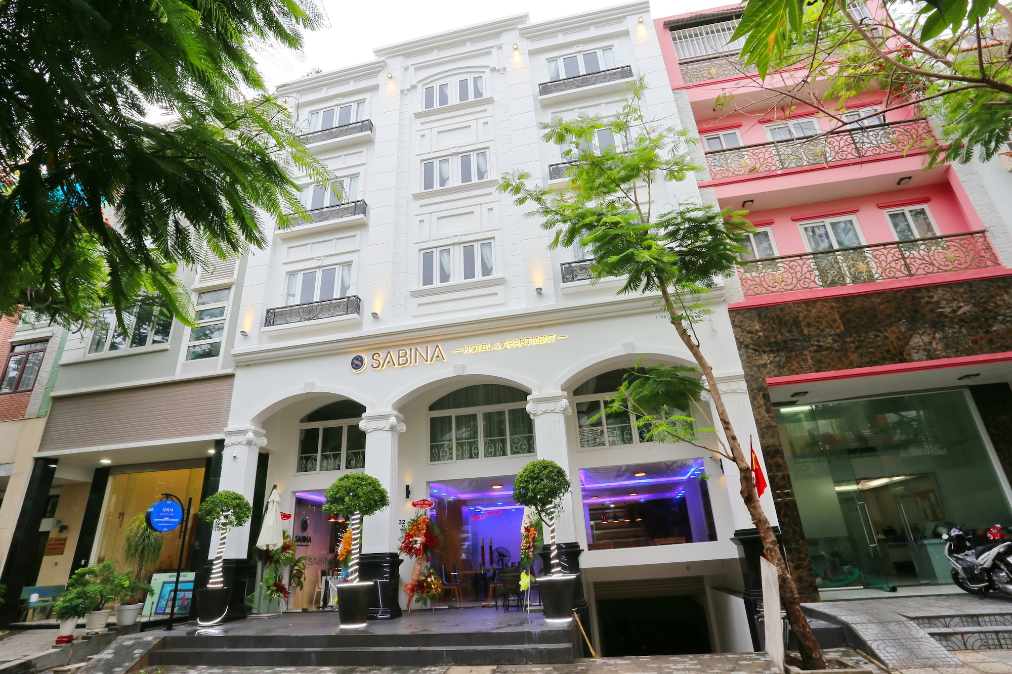 Sabina Hotel & Apartment in Ho Chi Minh, Quận 7
