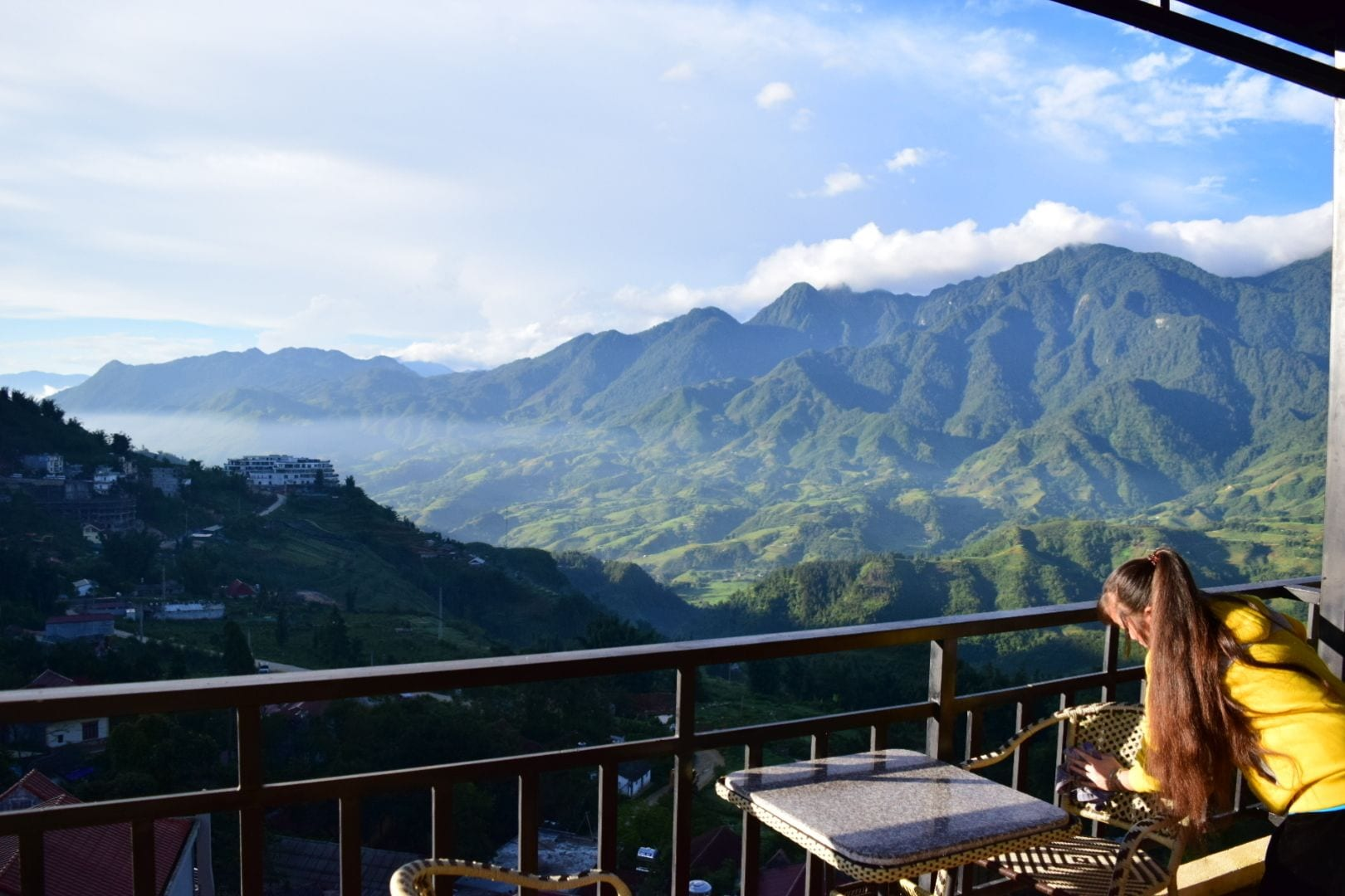 Phuong Nam Mountain View Hotel, Sa Pa