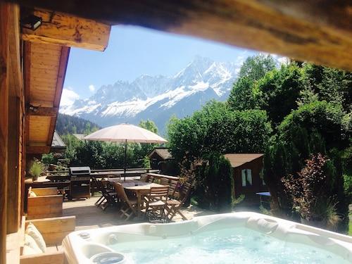 chalet 4C, Haute-Savoie