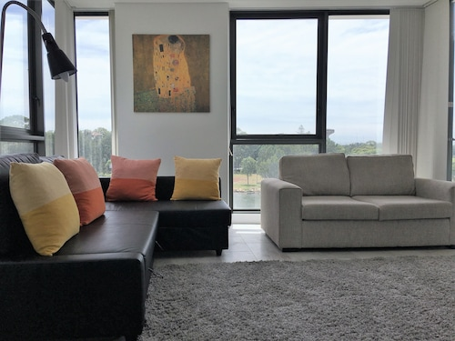 Exclusive apartment with water views, Rockdale