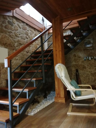 Villa With 3 Bedrooms in Nossa Sra. do Carmo, With Wonderful Mountain, Covilhã
