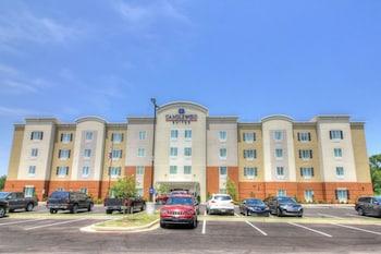 東孟斐斯燭木套房飯店 - IHG 飯店 Candlewood Suites Memphis East, an IHG Hotel