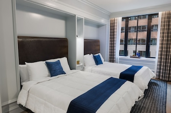 Guestroom at Merrion Row Hotel and Public House in New York