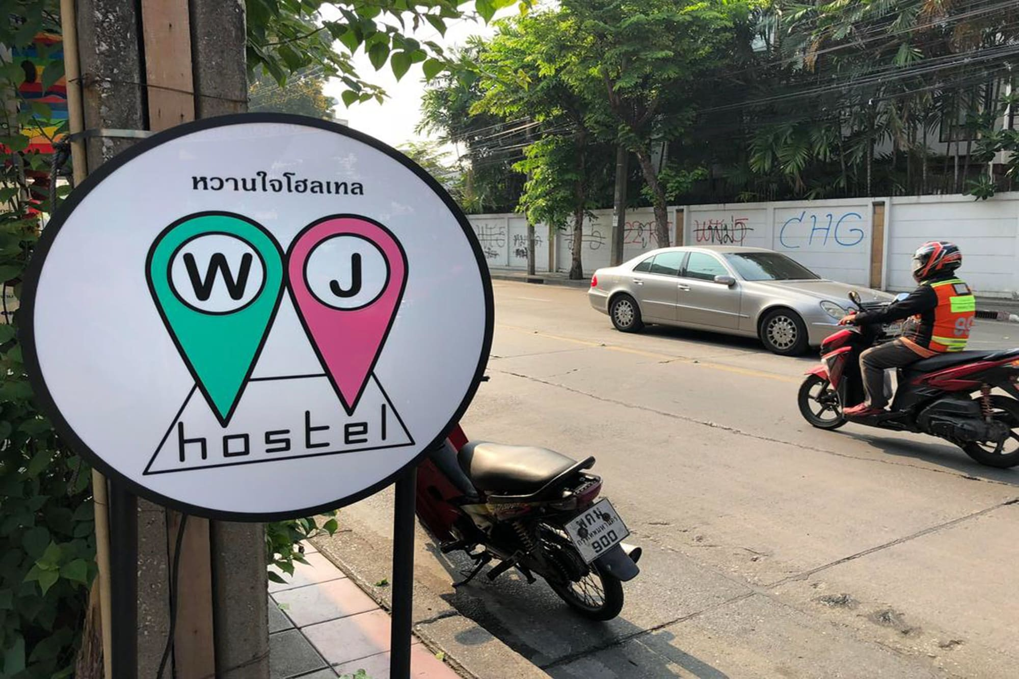 WJ Hostel, Bang Na