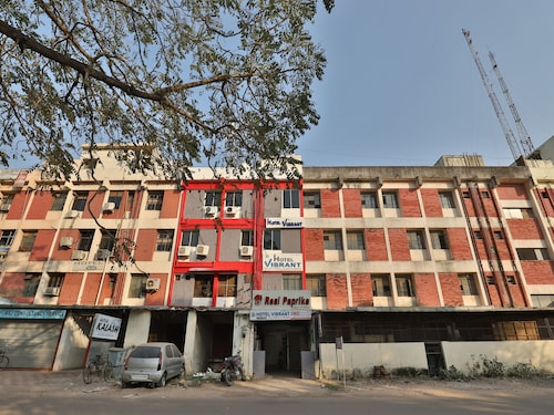OYO 12147 Hotel Vibrant, Gandhinagar