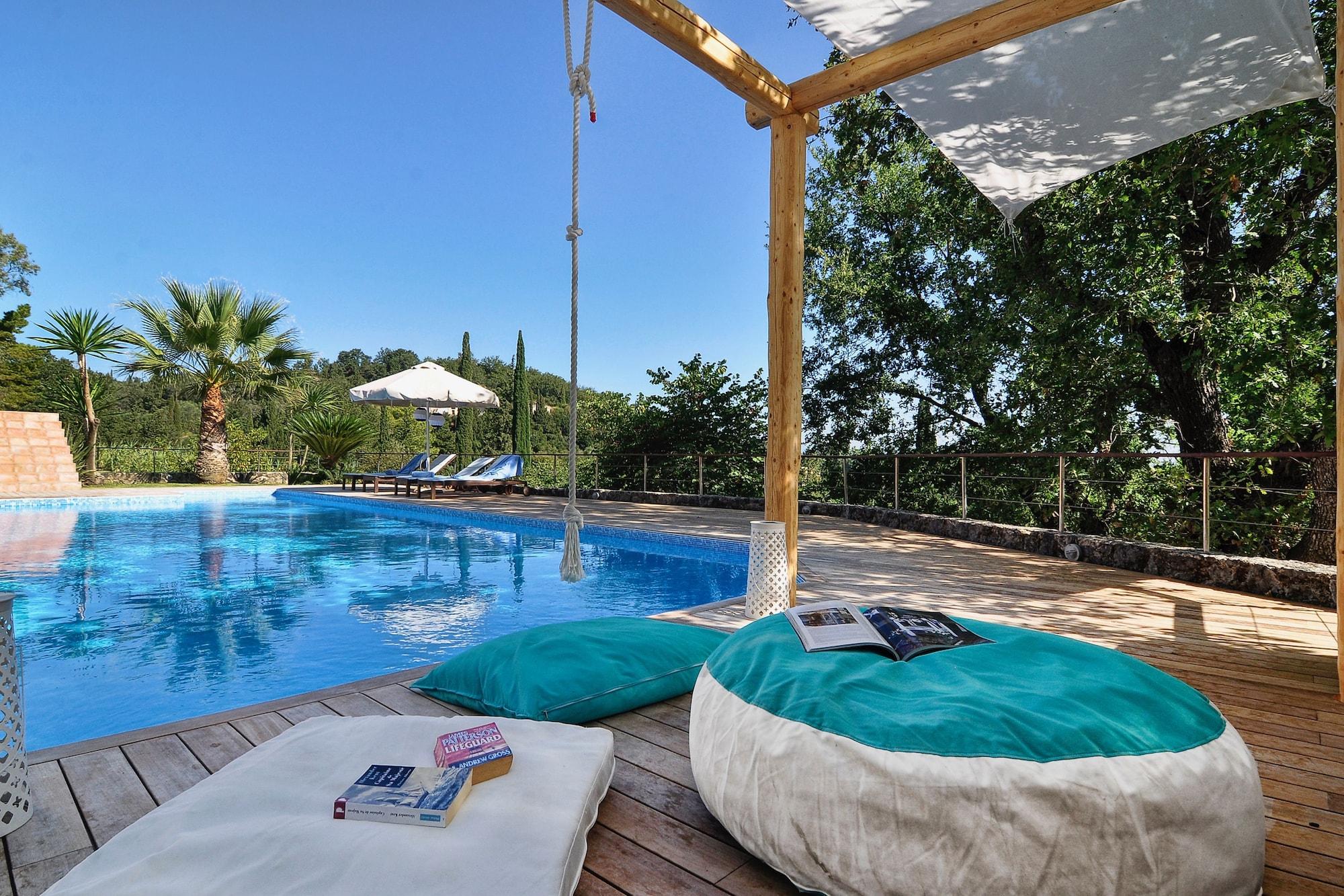 Villa Chloe in Corfu, Ionian Islands