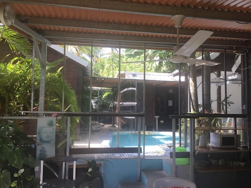 Studio in Ravine des Cabris, With Pool Access and Wifi - 9 km From the, Saint-Pierre
