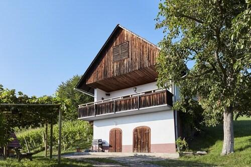 Weinberg Lodge - Kellerstöckl, Südoststeiermark