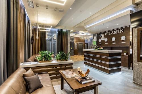 Hotel Vitamin, Krasnodar gorsovet
