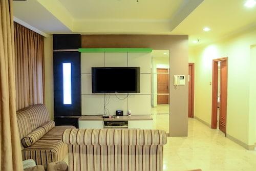 Exclusive 2 Bedrooms Ambassador By Travelio, Jakarta Selatan