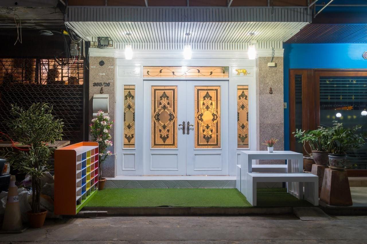 At Khaosan Hostel - Adults Only, Phra Nakhon