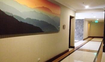 CROWN LEGACY HOTEL Hallway
