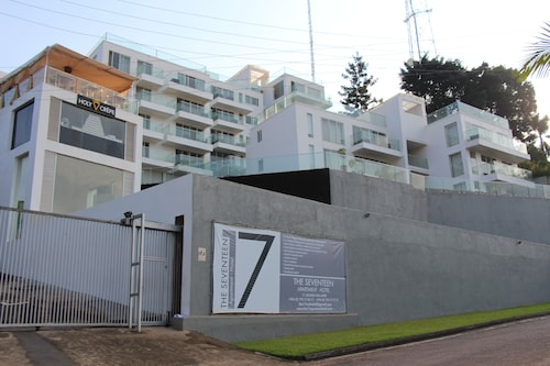 The Seventeen Apartment Hotel, Kampala
