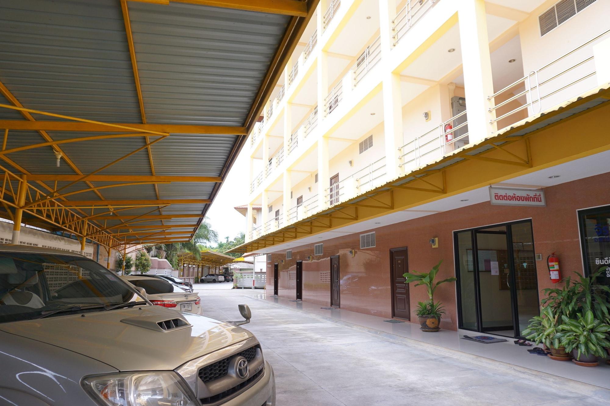 Jirasin Hotel & Apartment, Muang Ranong