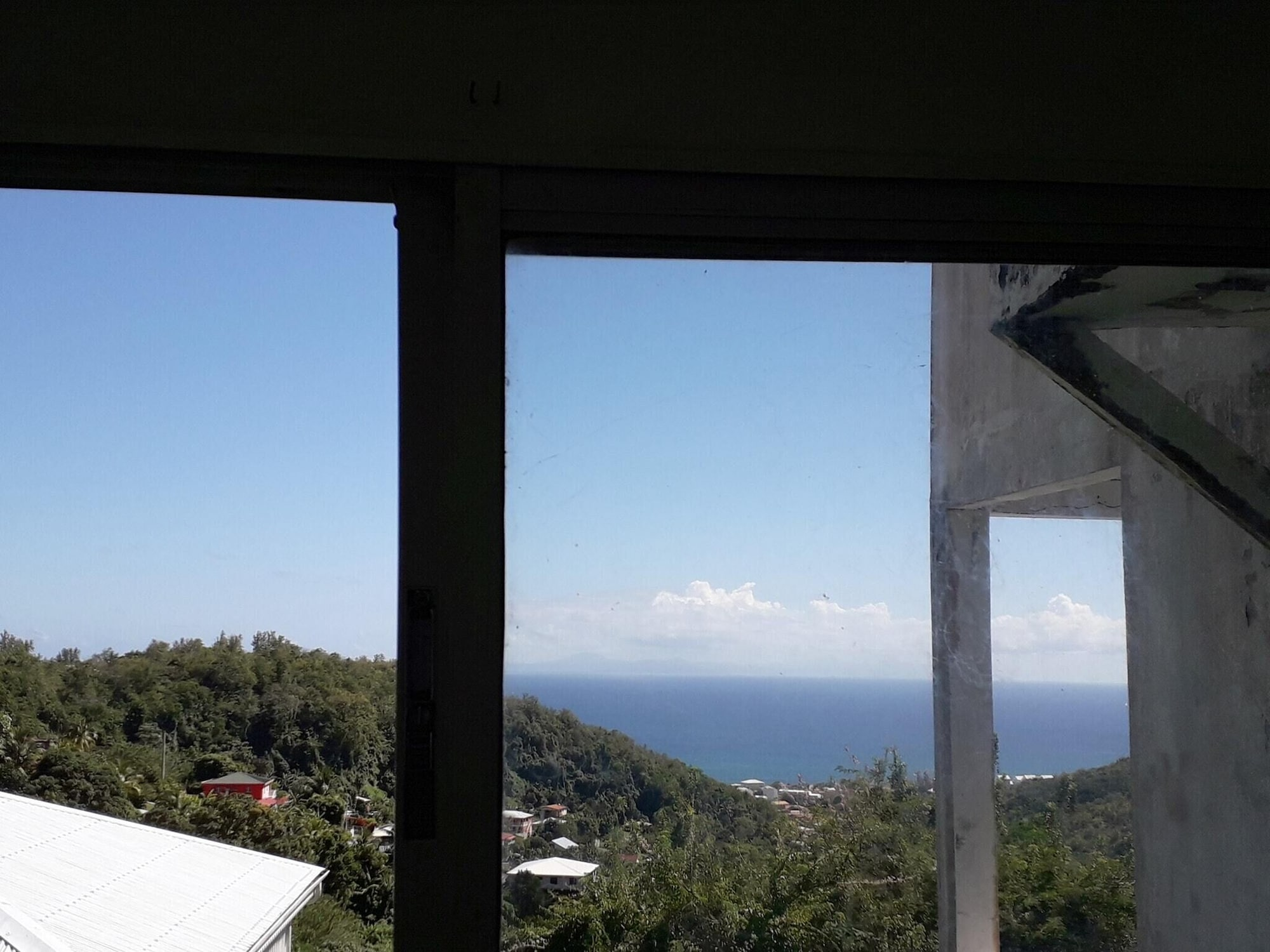 Apartment With one Bedroom in Sainte Luce, With Wonderful sea View, En, Le François