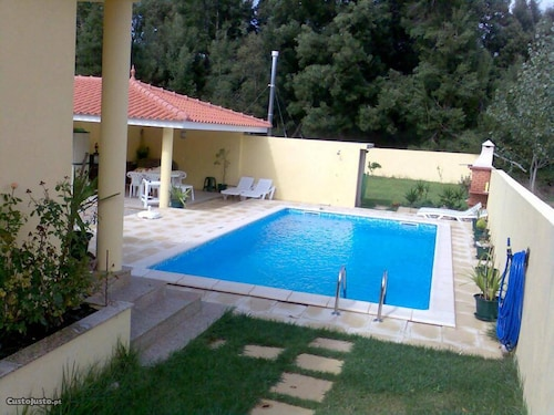 Villa With 3 Bedrooms in Moledo, With Wonderful Mountain View, Private, Caminha