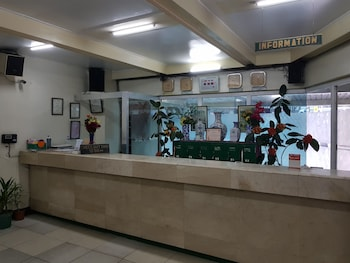 BENGUET PRIME HOTEL Reception