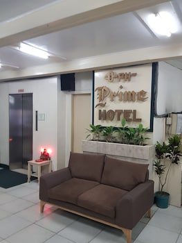 BENGUET PRIME HOTEL Lobby Sitting Area