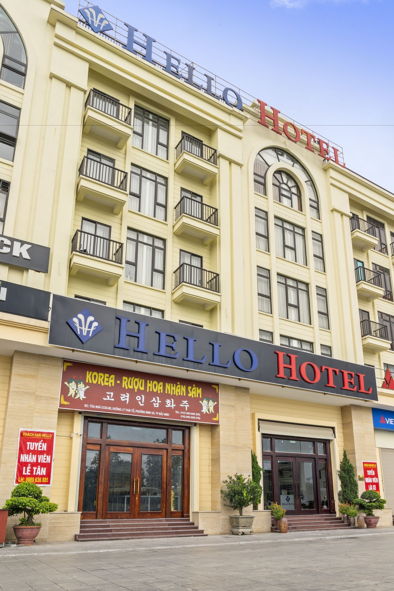 Hello Hotel, Bắc Ninh