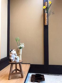KYOTO YULULY Interior Entrance