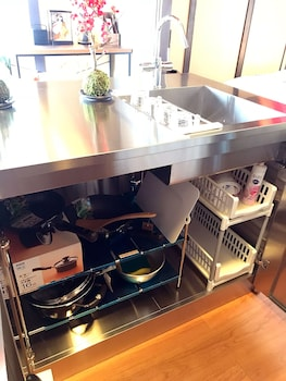 KYOTO YULULY Private Kitchenette