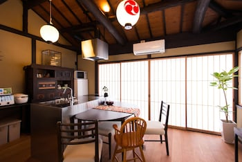 KYOTO YULULY Living Area