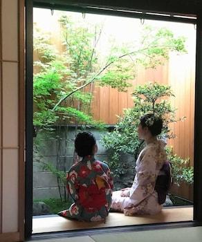 KYOTO YULULY Courtyard